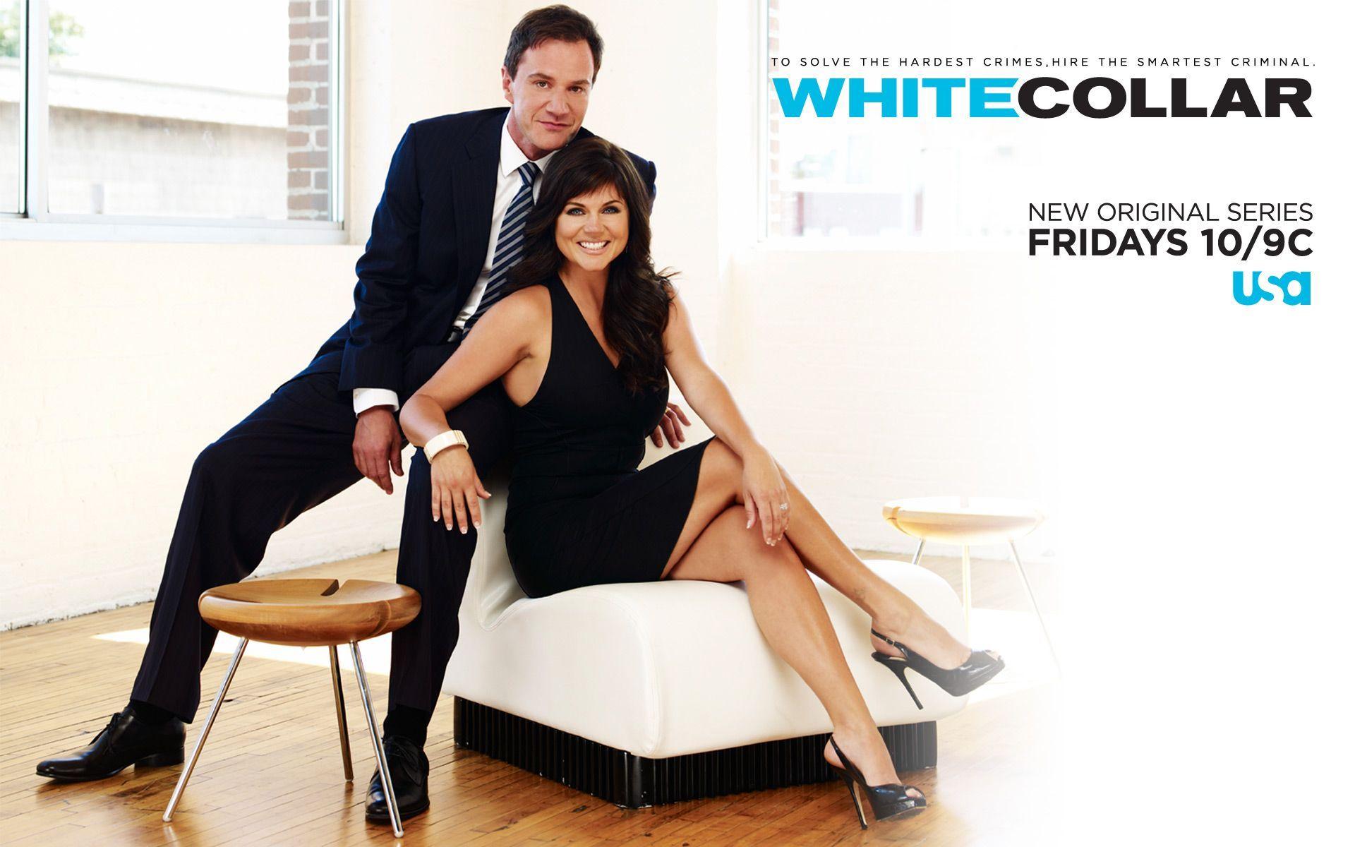 white collar on Netflix