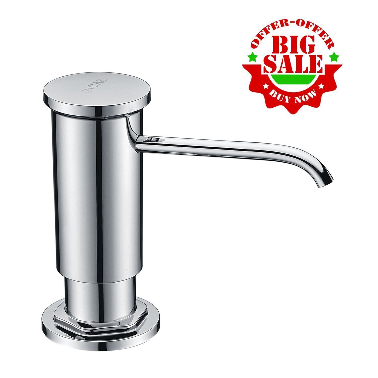 Soap Dispenser Finish Suitable For The Injection Of Soap Hand