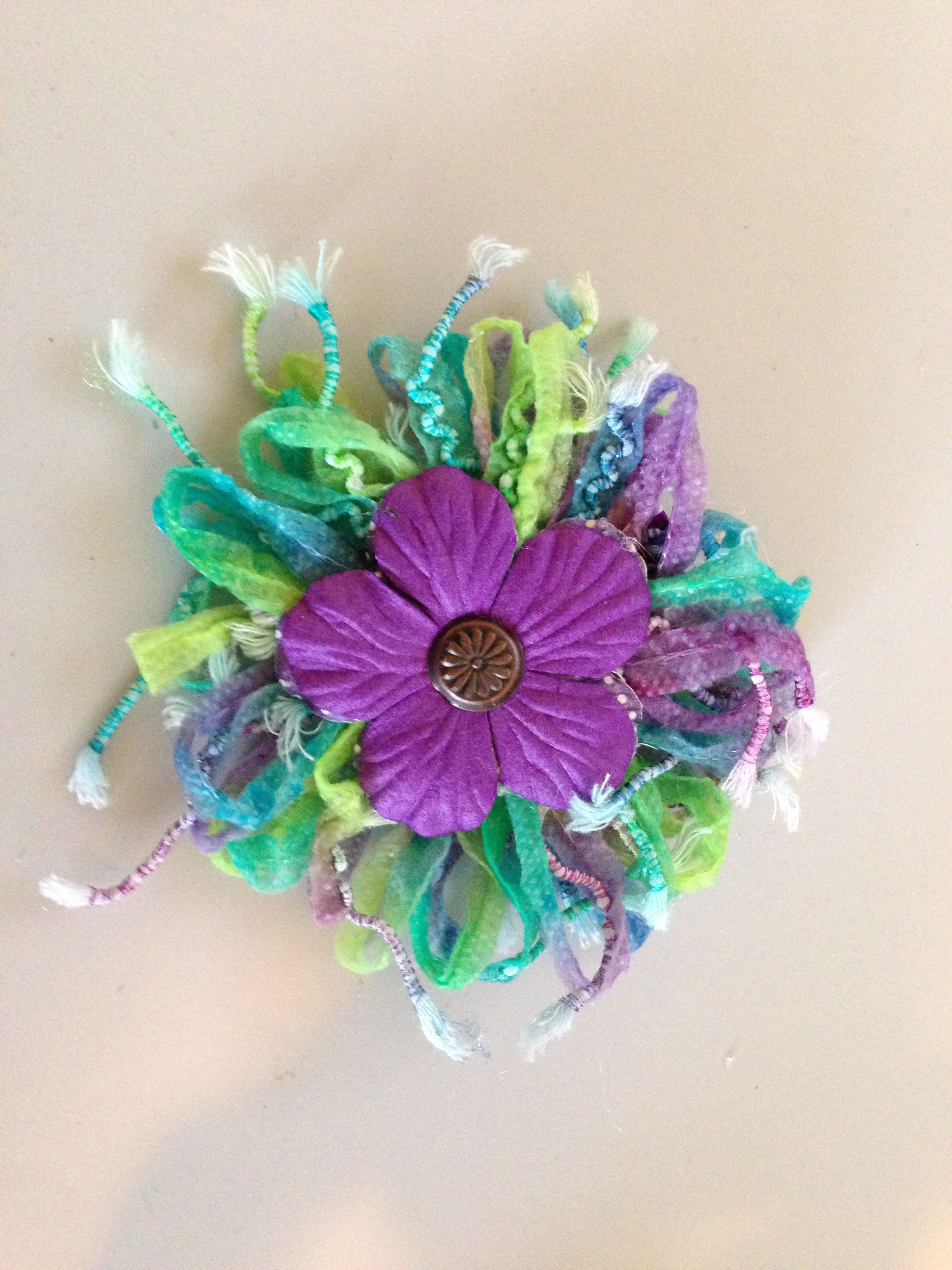Flower Loom with accents