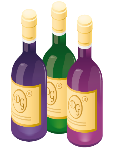 wine bottle free to use clip art 2 pics words png pinterest rh pinterest com wine bottle clip art images wine bottle clip art images