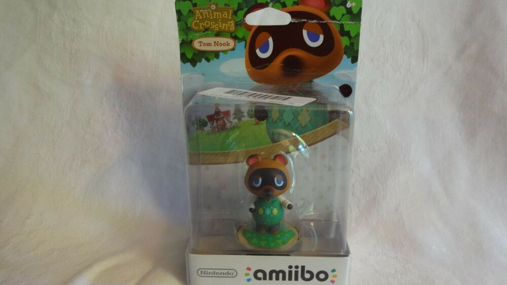 Amiibo Animal Crossing Tom Nook Nintendo, L1 #Nintendo