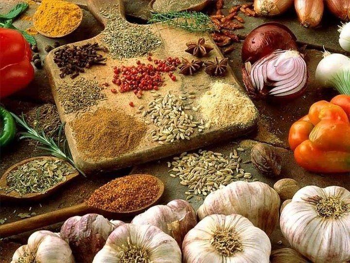 Los condimentos son muy importantes en la comida Persa | Comida ...