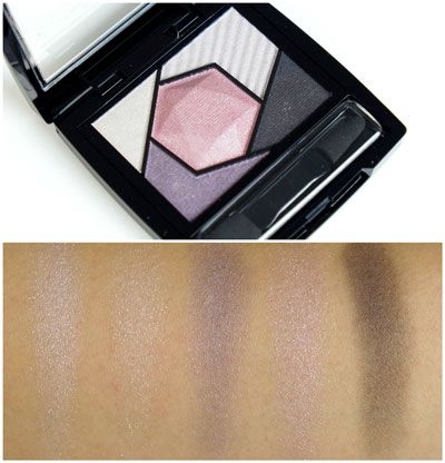 38accac6f3a Maybelline Color Sensational Diamond Palette Tourmaline Purple Review &  Swatches