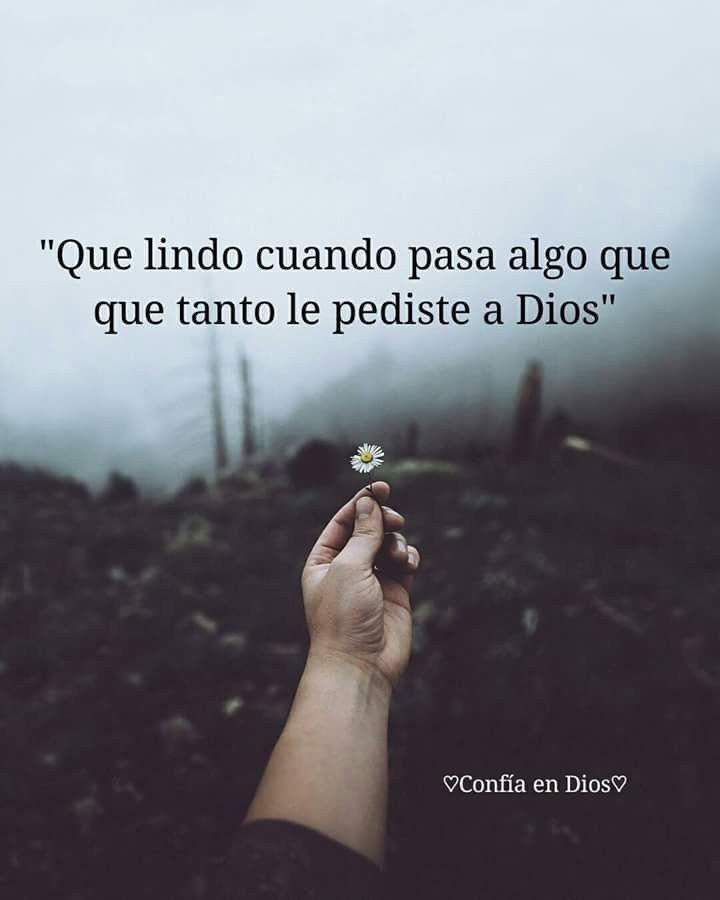 Pin De Karencha En Dios Frases Cristianas Frases Dios Frases