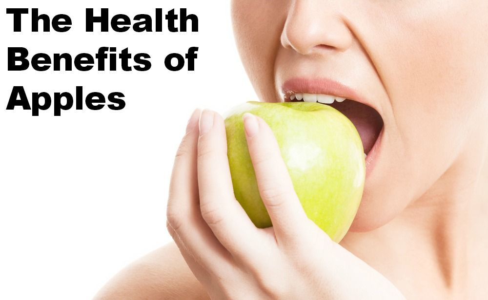 An apple a day keeps the diseases away! DeltaDental