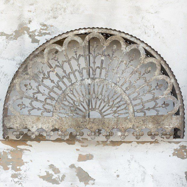 Metal Filigree Arch Wall Decor Arched Wall Decor Antique Farmhouse Farmhouse Wall Decor