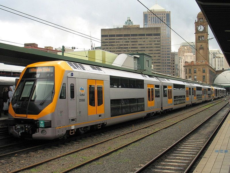 Rail technology map project launches in Australia Train