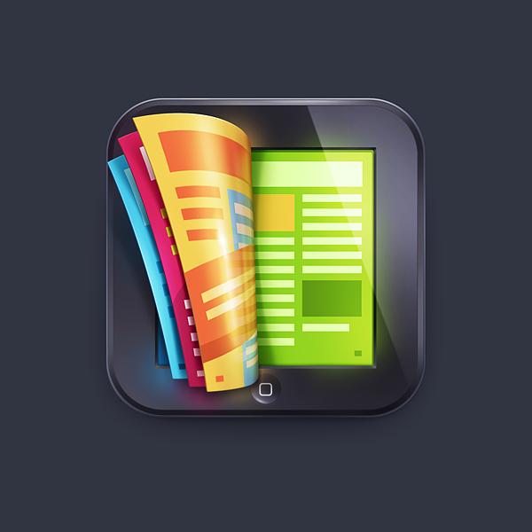 Ícones iOS realistas de babar! - Choco la Design