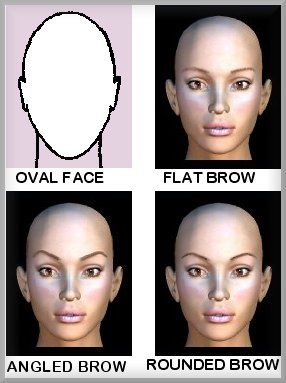 Perfect Eyebrows For Your Face Shape Bing Images Enhancements