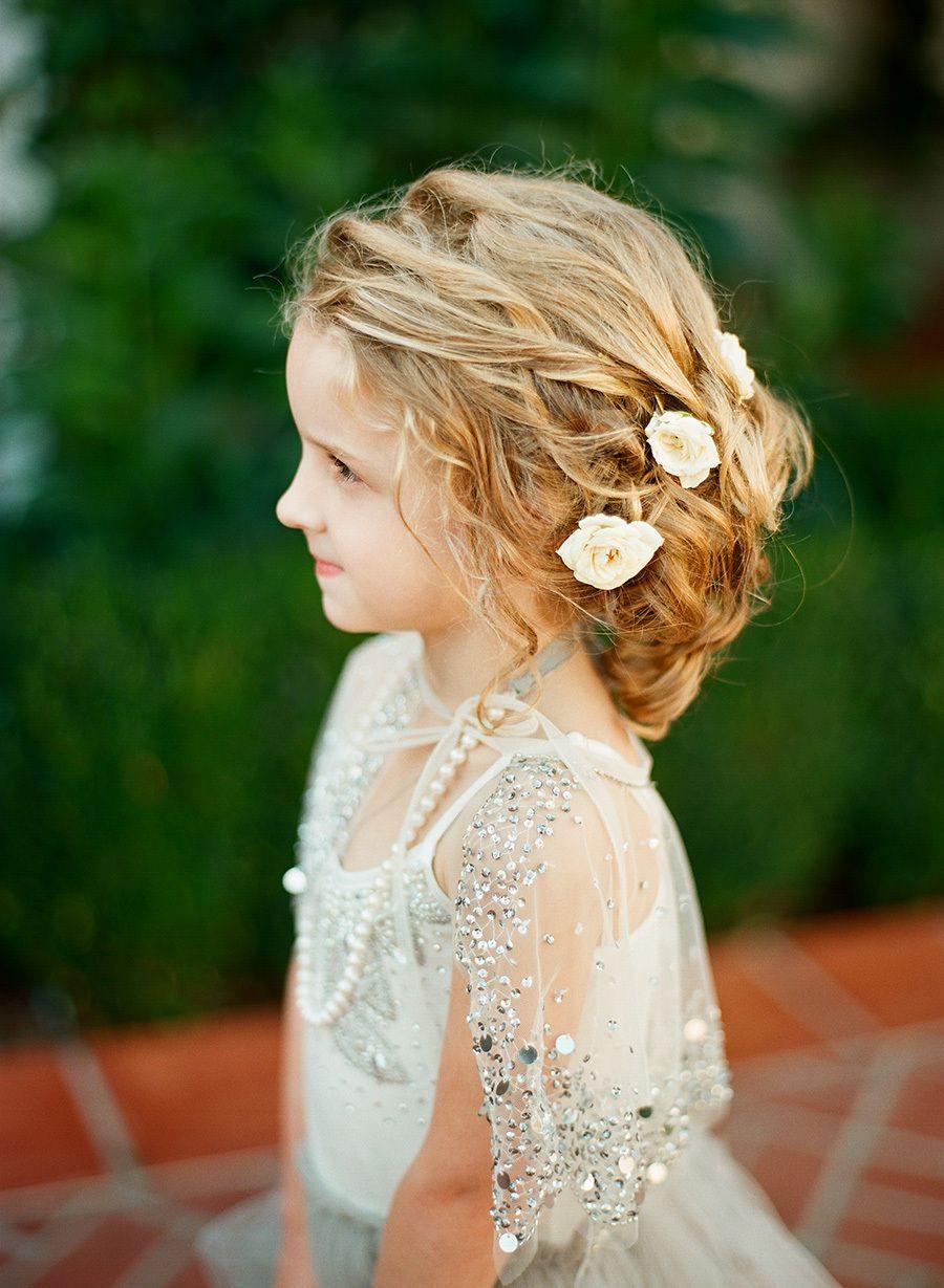 Rustic wedding flower girl dresses  Rustic Outdoor Pebble Beach Wedding  Pebble beach and Rustic outdoor