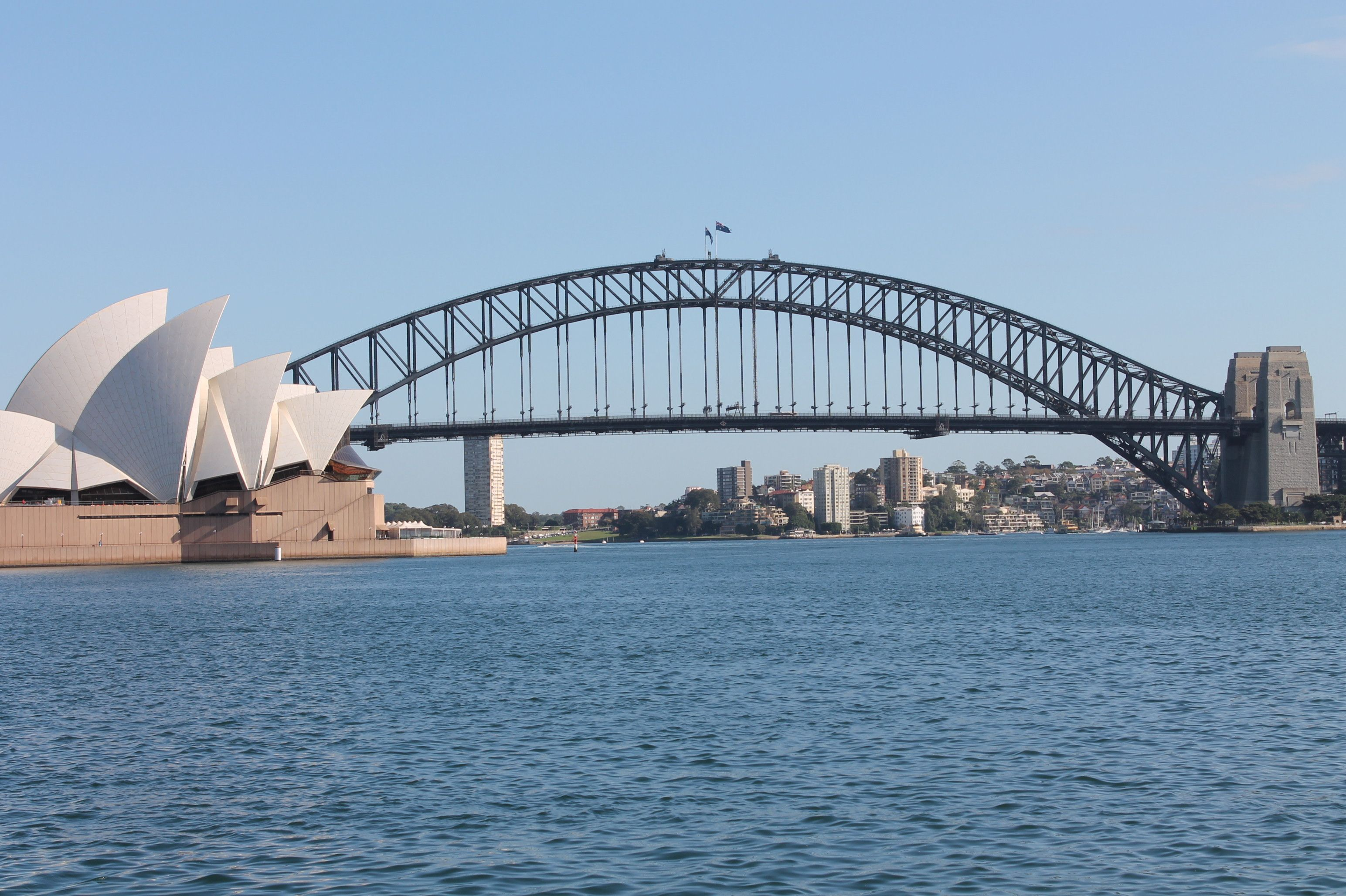 4911168cb16adbd58355bf7818be06ce - Get Images Of Sydney Harbour Bridge And Opera House  Background