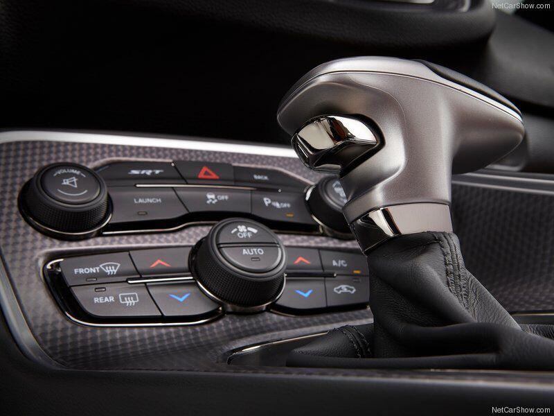 2015 Dodge Challenge Srt Hellcat Interior Hotrods Muscle Cars