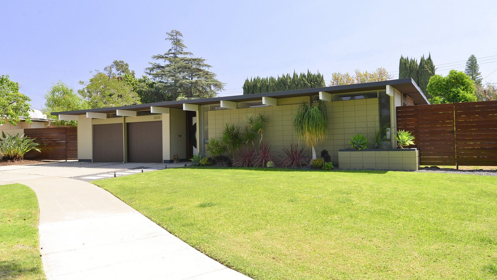 Eichler homes in southern california socal eichlers for