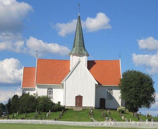 Gjerdrum kirke 1