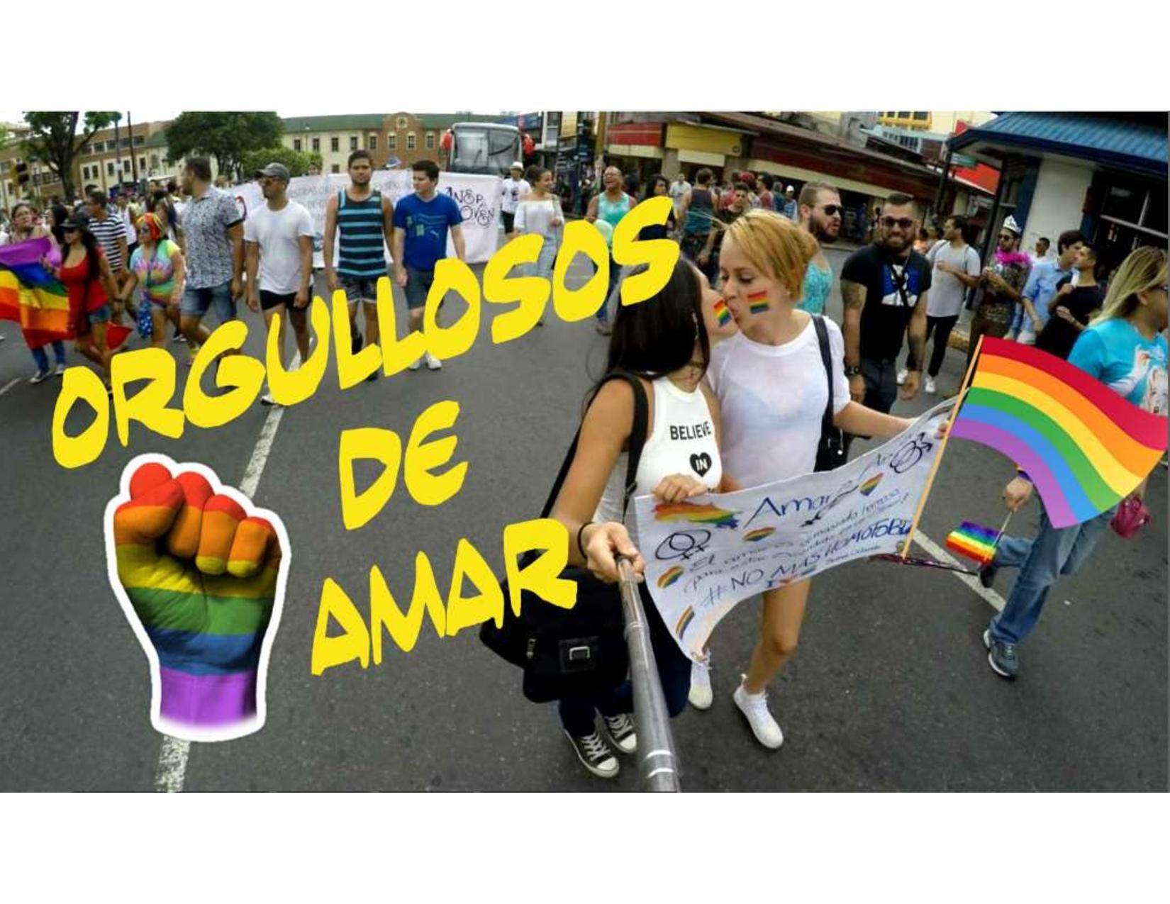 DIA DEL ORGULLO LGBT - MARCHA DE LA DIVERSIDAD