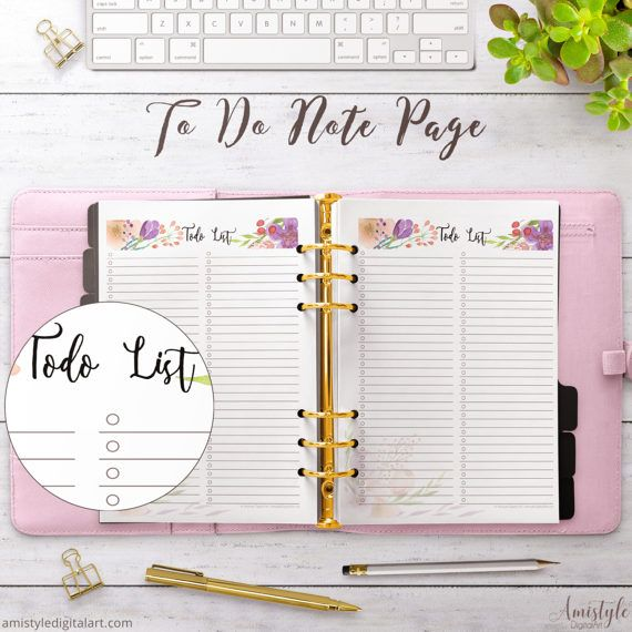 Printable Notepad Paper Prepossessing To Do Note Page Planner Printable Printable To Do Note Page Planner .