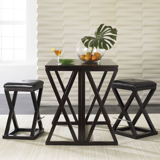 Genial Flip Top Breakfast Bar Tables | Nelson Flip Top Bar Table By Contemporary  Furniture Brands,