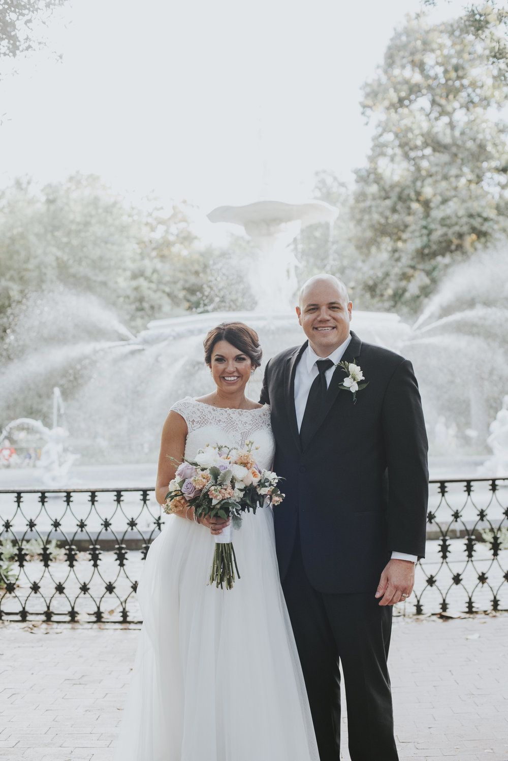 Charming Black and White Wedding at Whitefield Chapel | Wedding