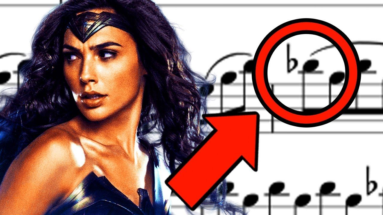 Wonder Woman Theme Song the story behind why it's so