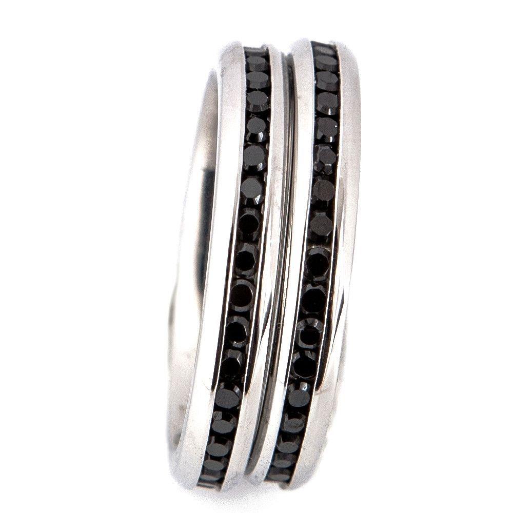 WIDOWS 3rd Ring FOREVER Stainless Steel Forever rings
