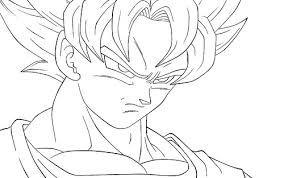 Resultado De Imagen Para Goku Cuerpo Completo Para Dibujar Goku Desenho Desenhos Dragonball Desenhos