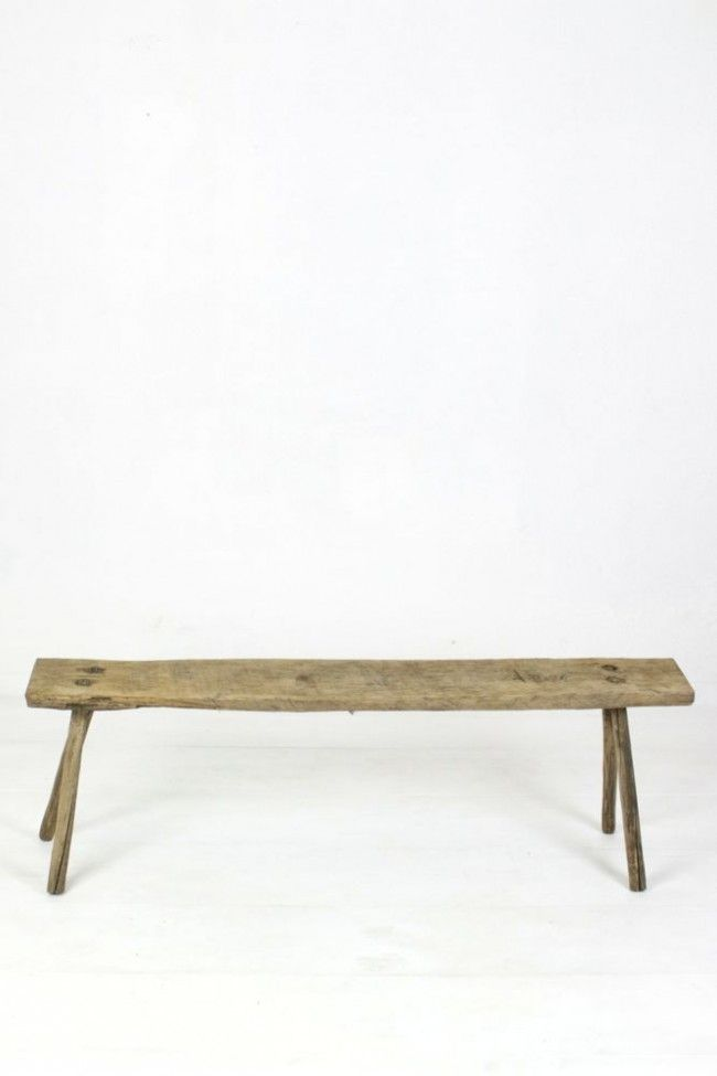 Alte Sitzbank Aus Altem Holz Holzbank Holz Wohnen