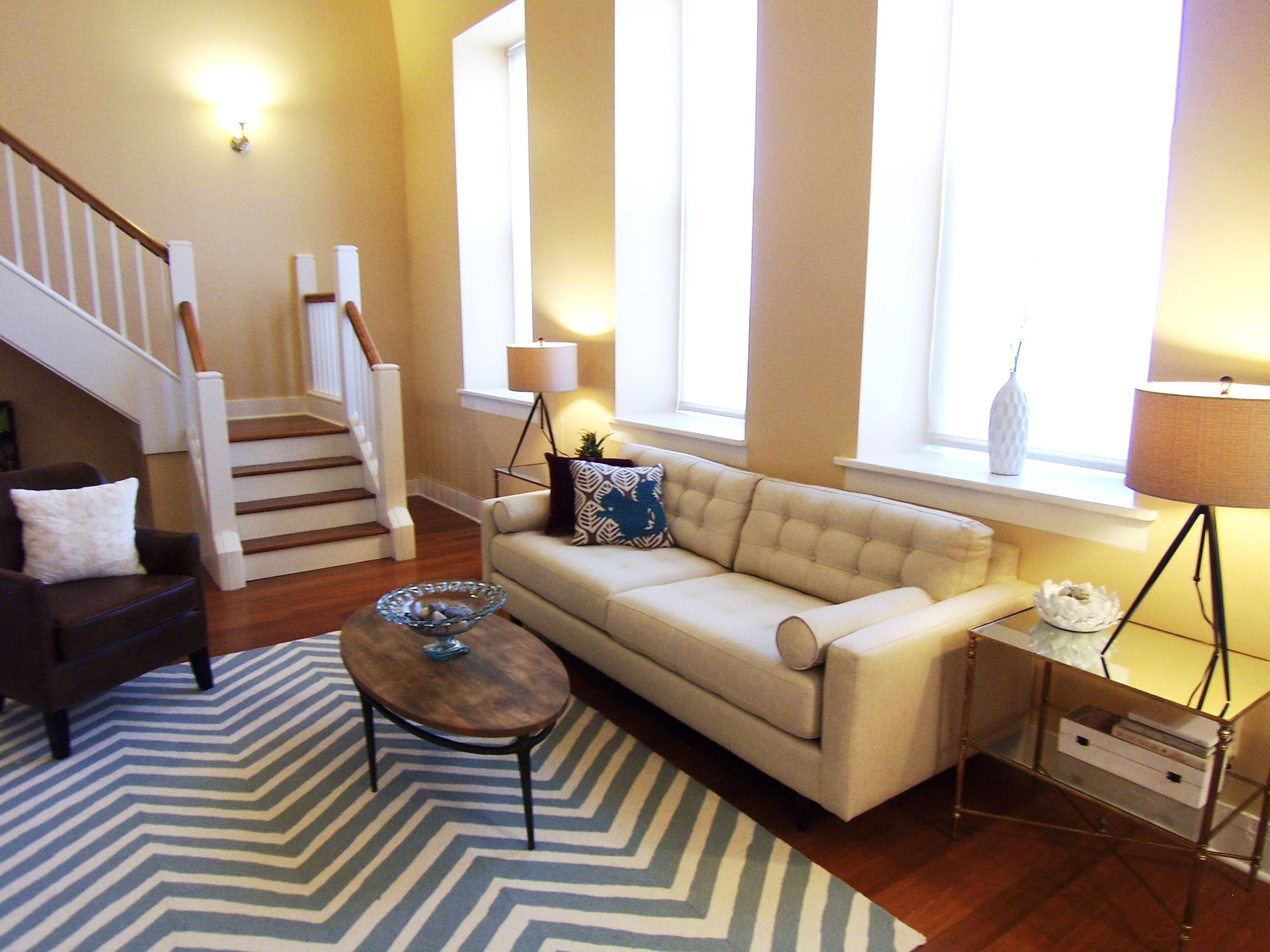 The Academy Building Downtown Rochester Ny Model Apartment Staging Sts Latest Project