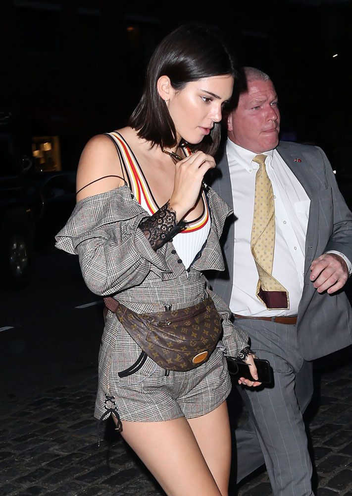 8e1cbd905741 Is Kendall Jenner s Vintage Louis Vuitton Fanny Pack Fake  An Investigation