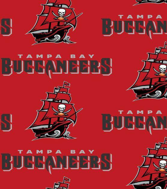 Tampa Bay Buccaneers Cotton Fabric Logo Joann Tampa Bay Buccaneers Tampa Bay Buccaneers