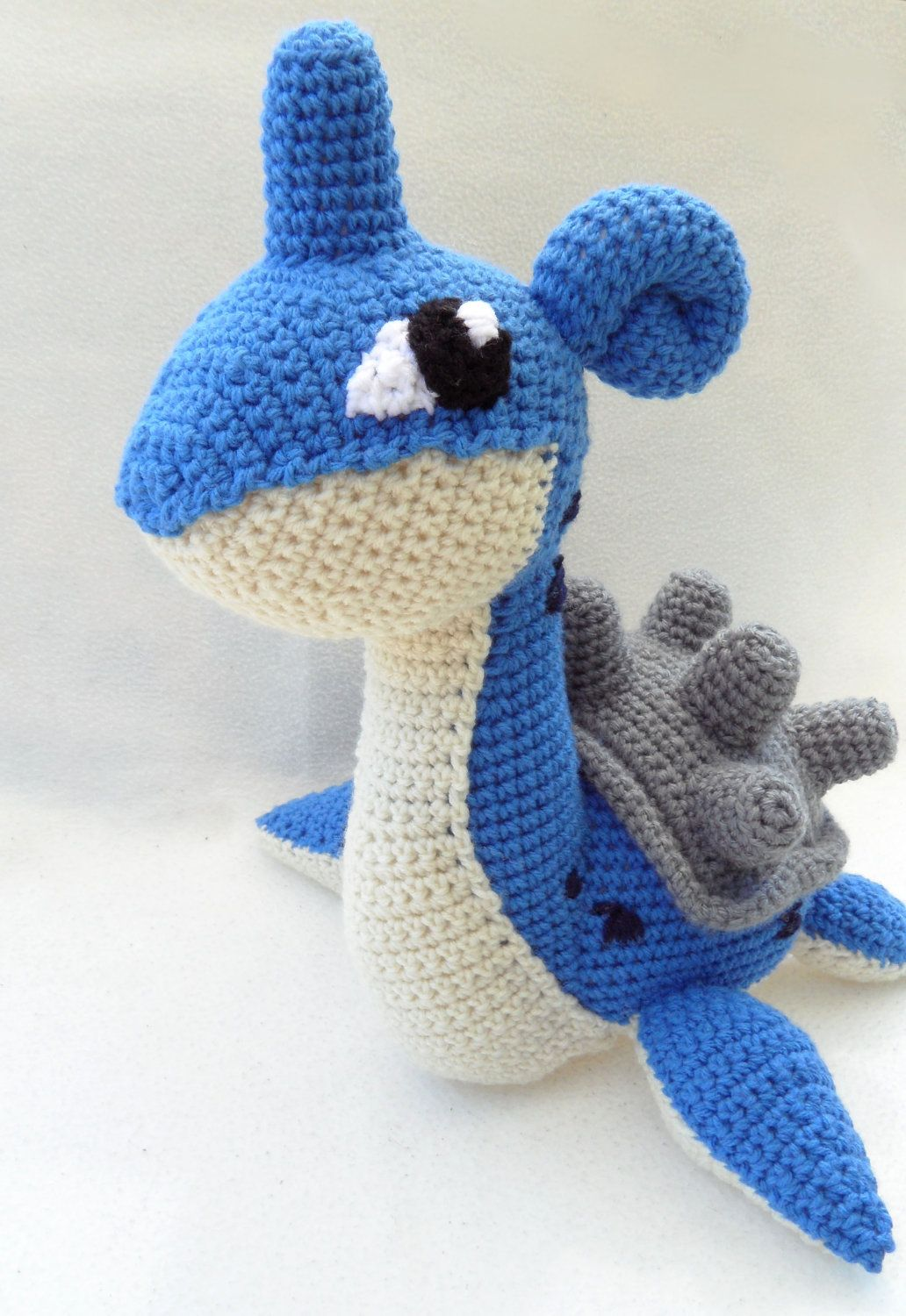 CROCHETED POKÉMON PLUSHIES: Lapras | Stuff I want to make ...