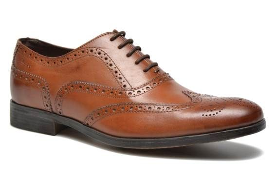 Mens Clarks Formal Lace Up Brogues Banfield Limit