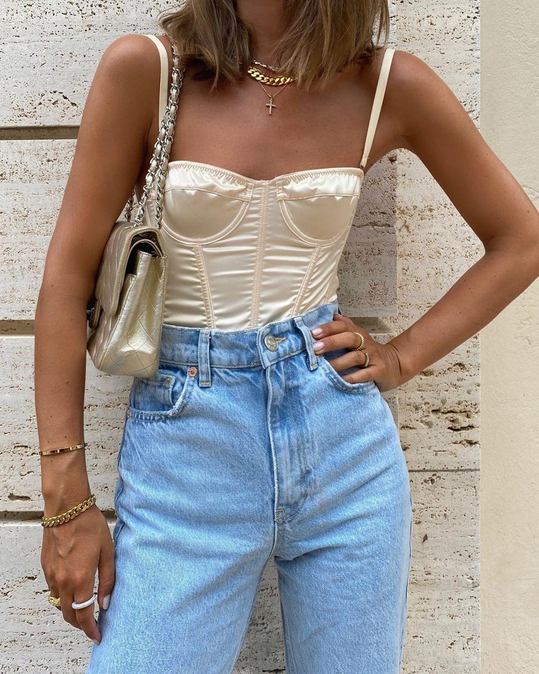 Photo of Looks retro que puedes lograr con unos baggy jeans