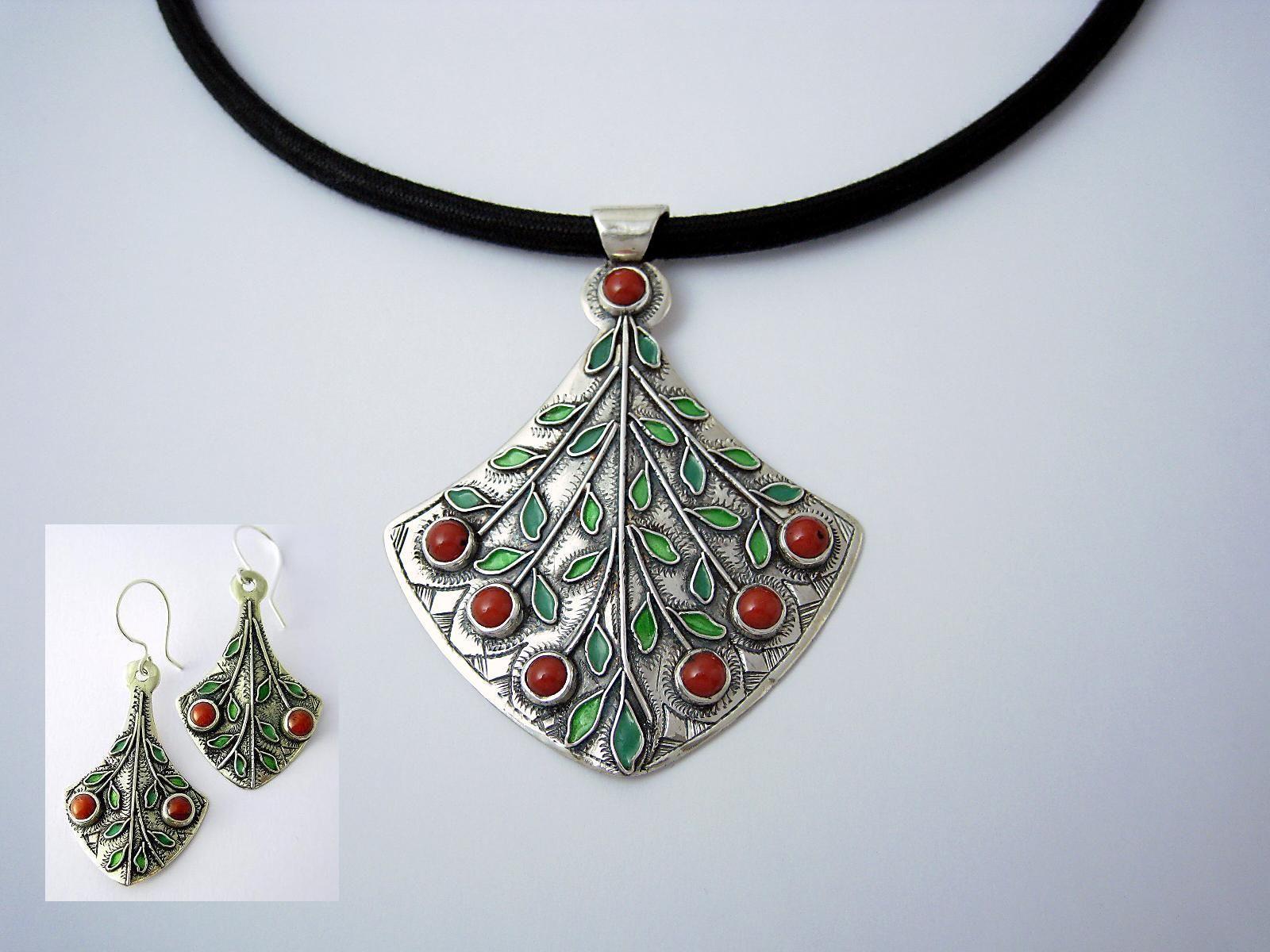 Artisanat traditionnel d\'Algérie, poterie, bijoux,maroquinerie ...