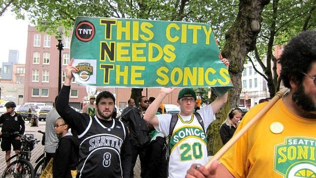 The Plan To Bring Basketball Back To Seattle Seattle Sports Moving To Seattle Gary Payton