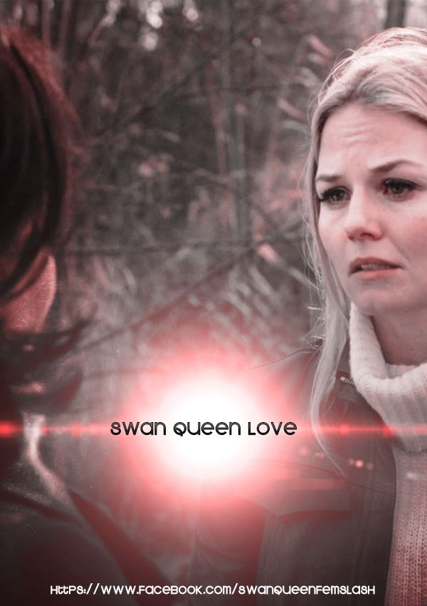 You can share on your page to promote the SwanQueen Love
