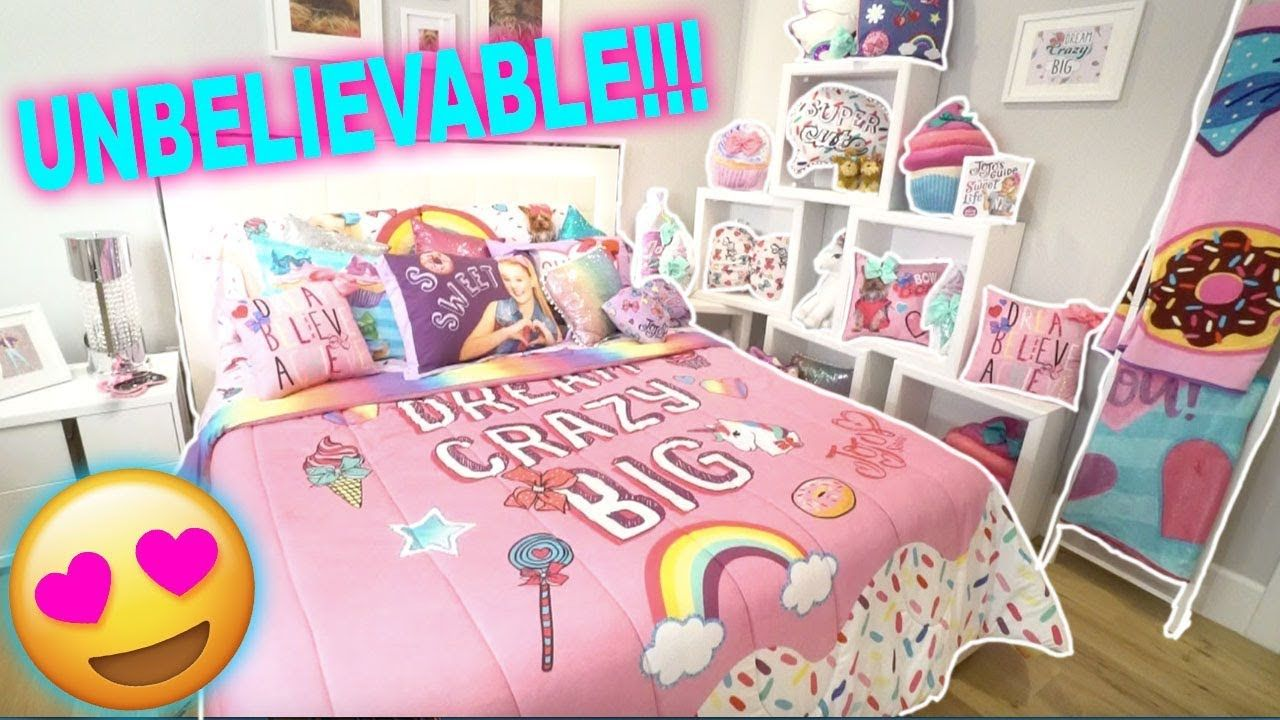 Jojo Siwa S New Room Tour You Must See This