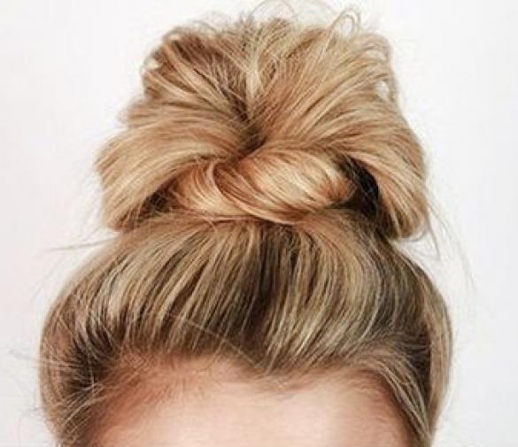 12++ Chignon coiffure facile inspiration