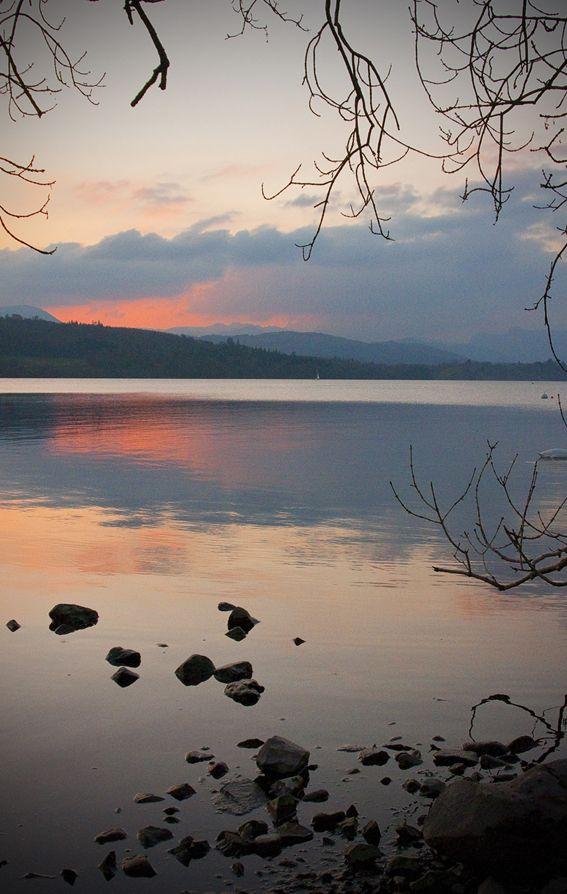 Windermere Lake District National Park Lake District Cumbria Lake District