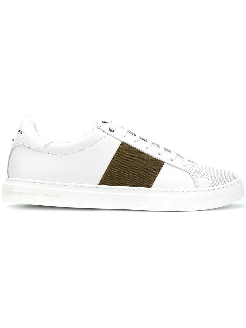 contrast low-top sneakers - White Brimarts JMJdSvKW
