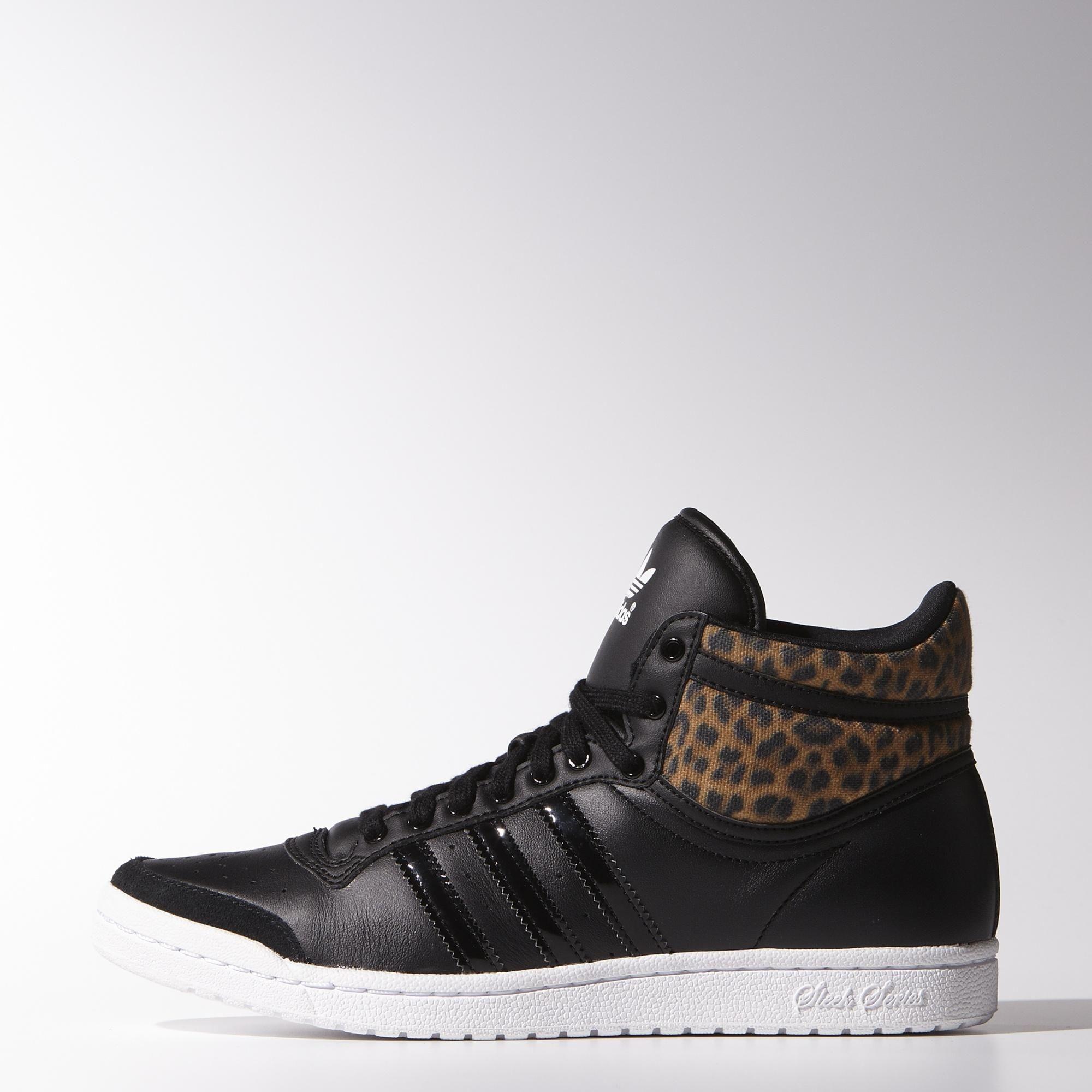 finest selection 2c13d 9688f adidas Womens Top Ten Hi Sleek Shoes  adidas Canada
