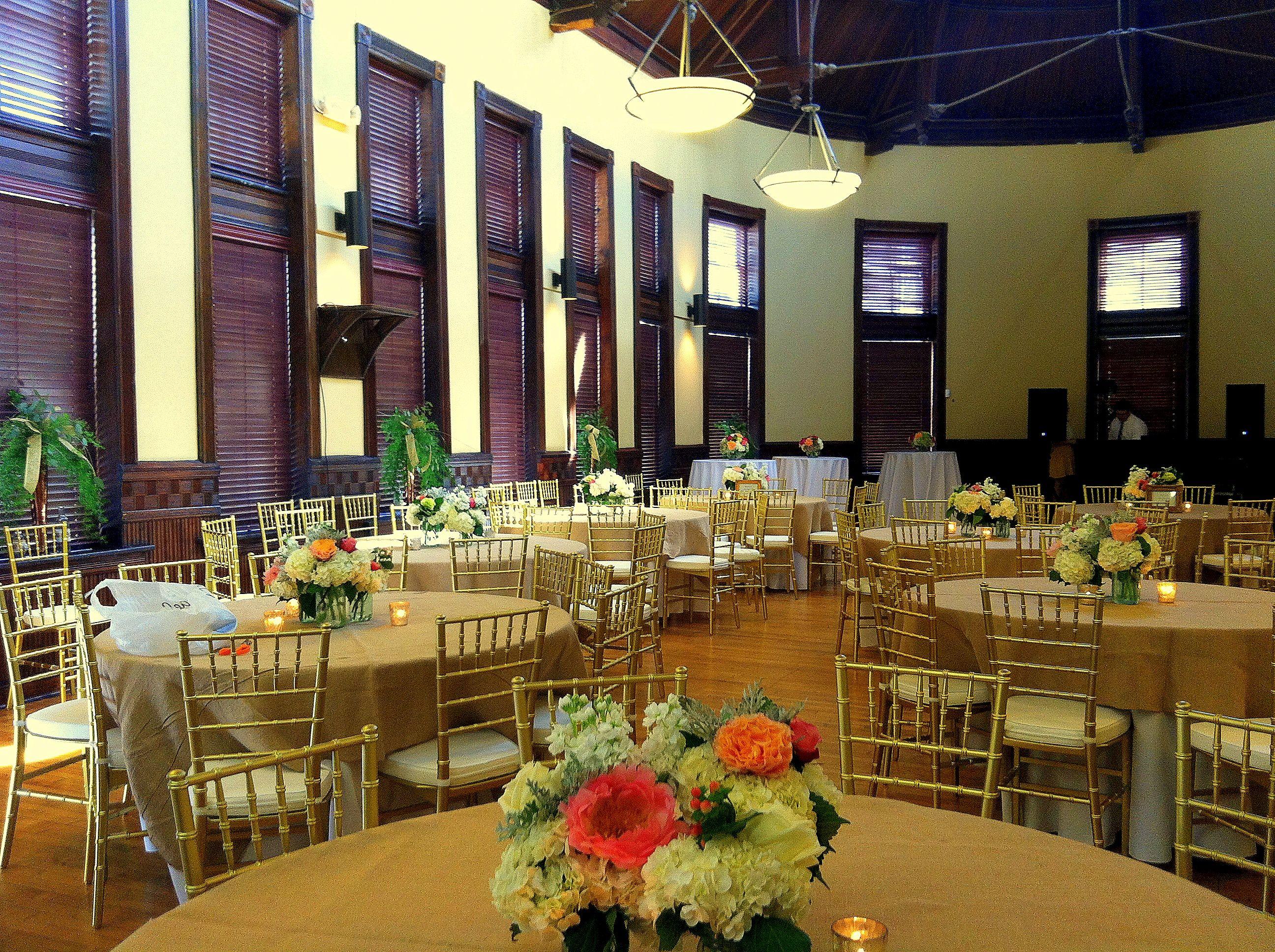 1889 Rustic Georgia Wedding Venue In Historic Downtown Macon