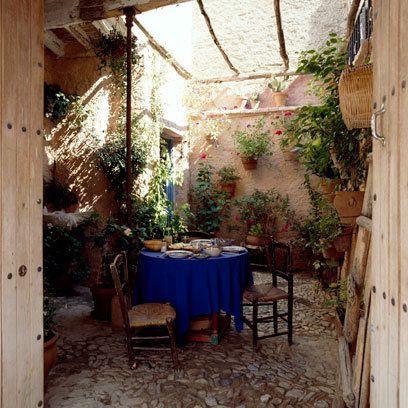 El jardín   muebles   Pinterest   Plantas y Jardín, Vida al aire ...