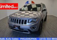 Used Cars Fargo Nd Luxury Pre Owned 2014 Jeep Grand Cherokee Limited Four Wheel Drive Sport Utility