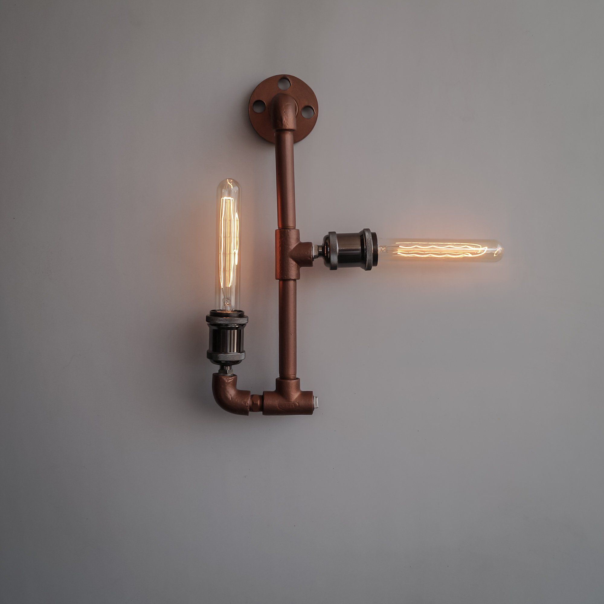 Pipe lamp design ideas shop online decorative wall light india thebacksteel