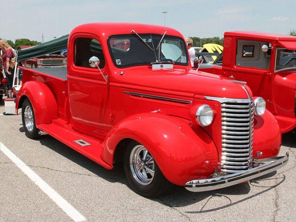 1939 Chevy Pickup