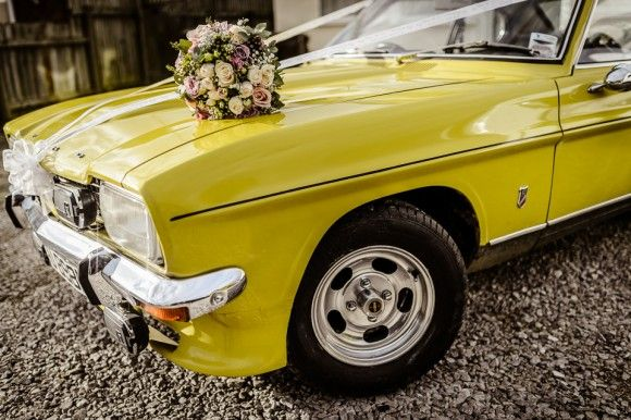 a stylish and quirky wedding at rowton hall hotel - Rustic Hotel 2015