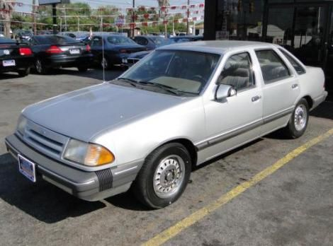 Used Ford Tempo GL u002786 For Sale in TX u2014 $1500 & Used Ford Tempo GL u002786 For Sale in TX u2014 $1500 | Cheap Cars For ... markmcfarlin.com