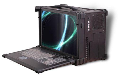 Rugged Portable Desktop Gaming Computer