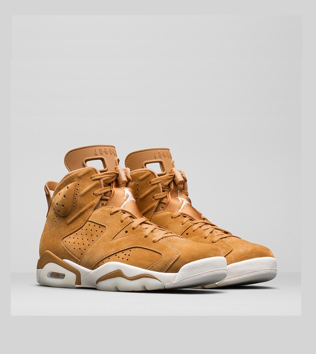 Nike Air Jordan 6 Wheat | shoes in 2019 | Air jordans, Nike