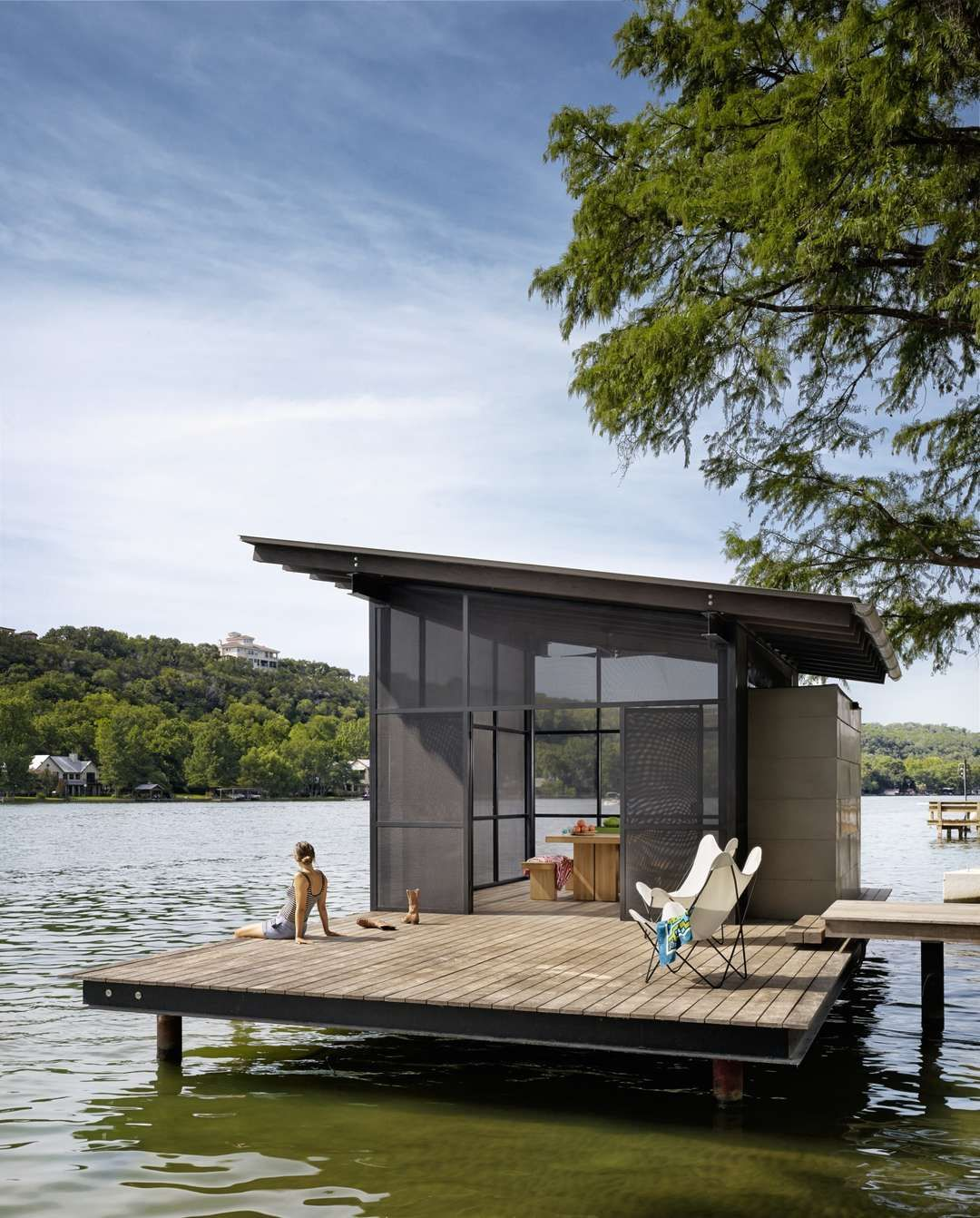 Rethinking the American Lake House: 7 Bold New Designs ...